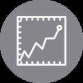 icon of audio graph