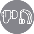 icon hearing aids