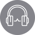icon for hearing testing