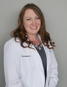 Dr. Megan Myers-Auria